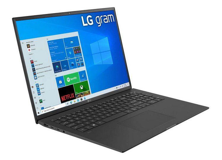 Компания LG представила в РФ легкие неубиваемые ноутбуки LG Gram