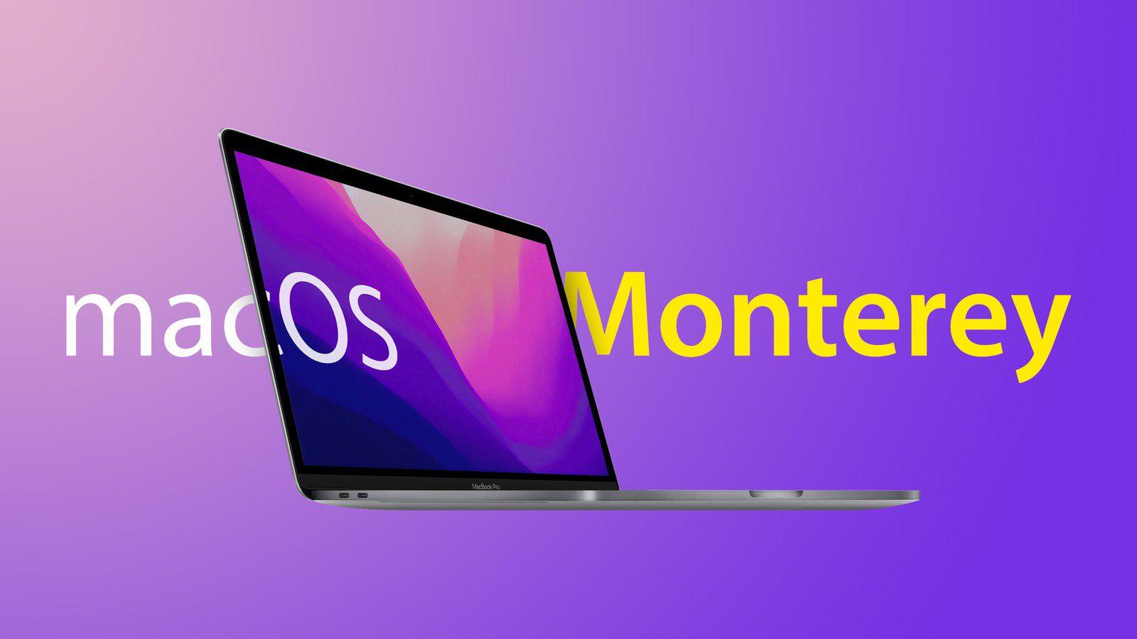 macOS Monterey: все, что известно на данный момент
