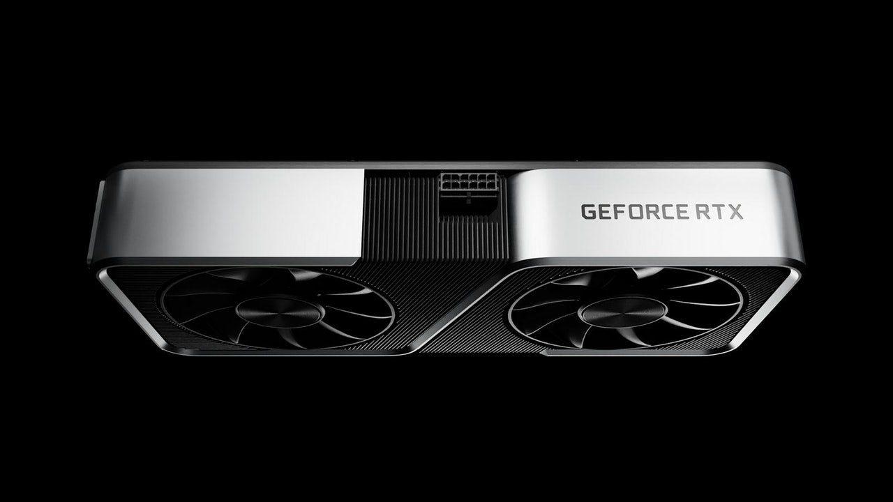 Nvidia наконец-то представила RTX 3080 Ti