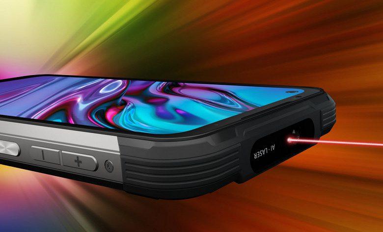Doogee представила в России новый защищённый смартфон Doogee S97 Pro