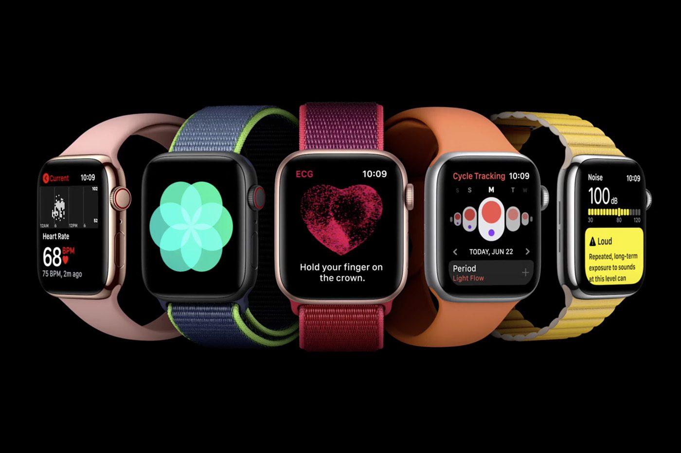 Apple Watch Series 7 оснащены датчиками уровня глюкозы в крови и температуры тела