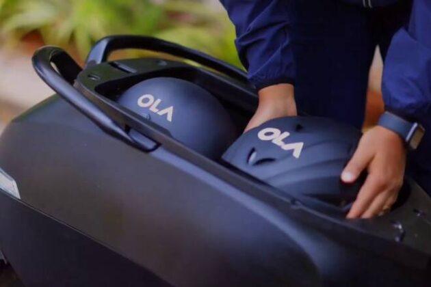 Электрический скутер Ola: более 100000 бронирований всего за один день