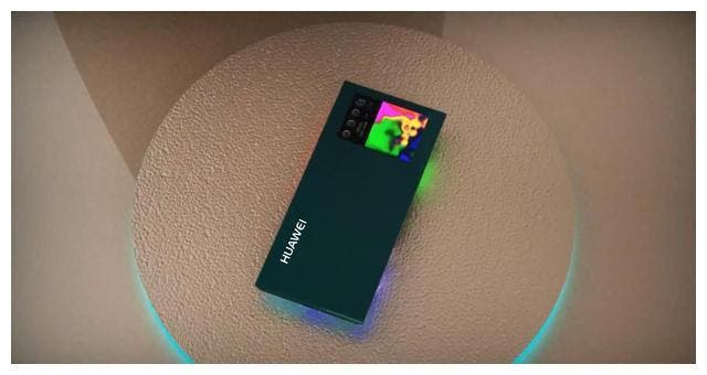 Huawei Mate 50 с двумя экранами и Snapdragon 888 Plus показали на рендерах