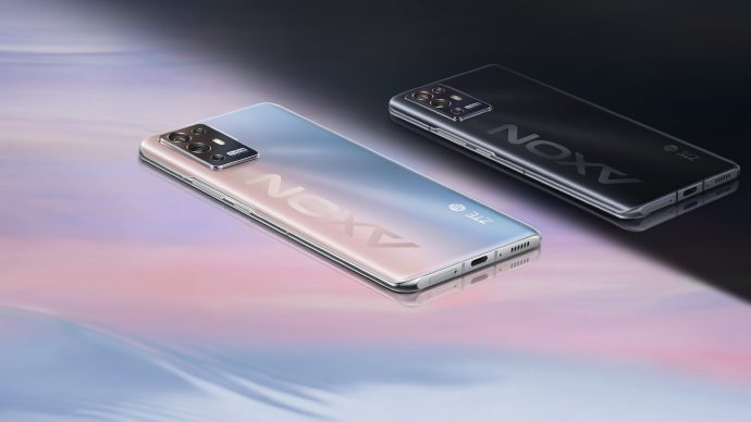Смартфон ZTE Axon 30 серии с камерой под дисплеем выйдет в этом месяце