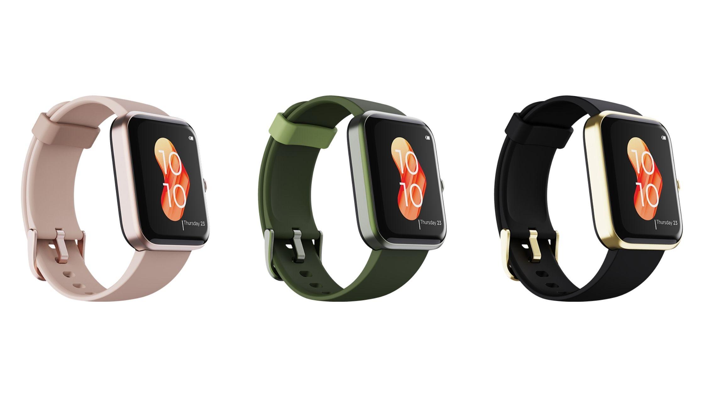 BoAt Watch Xtend официально поступит в продажу в Индии по цене 2999 индийских рупий