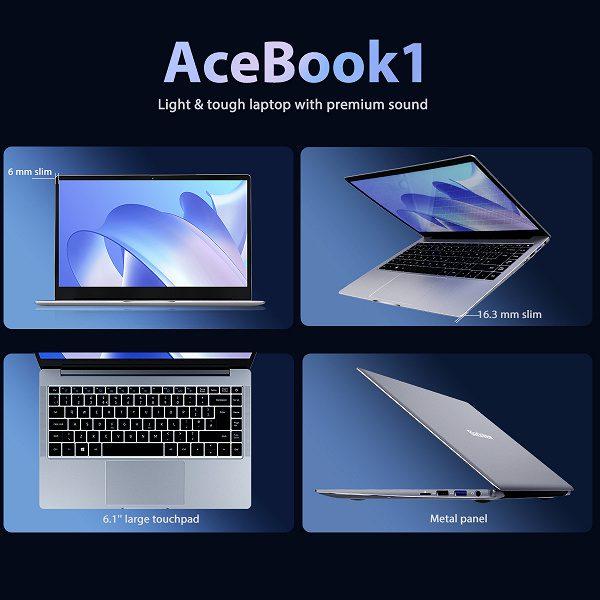 Производитель смартфонов Blackview представил свой первый ноутбук