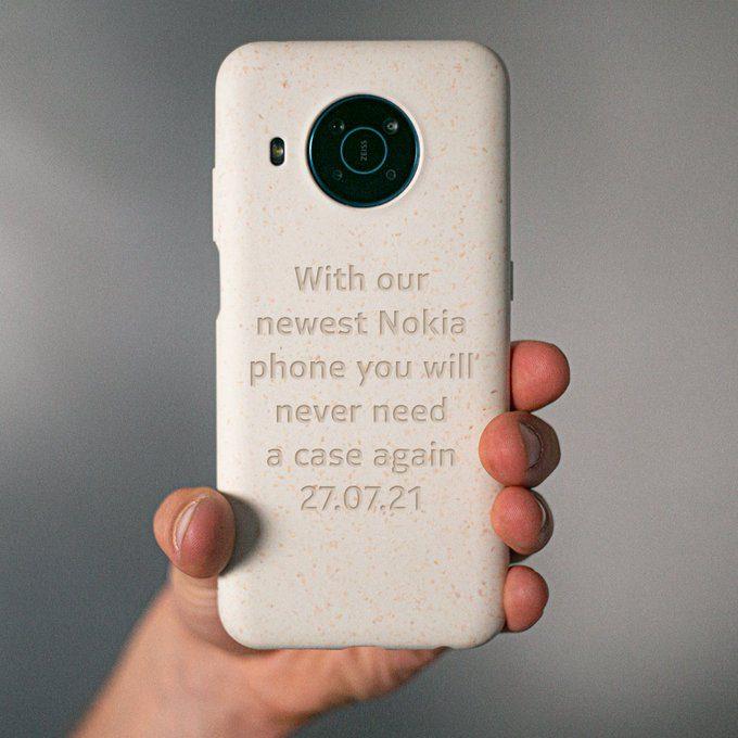 27 июля Nokia выпустит новый защищенный телефон