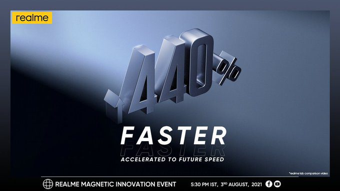 Realme намекает, что зарядные устройства MagDart быстрее и тоньше, чем Apple MagSafe