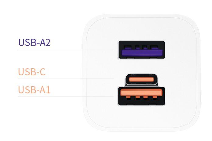 Многопортовое зарядное устройство HUAWEI SuperCharge GaN запущено в продажу