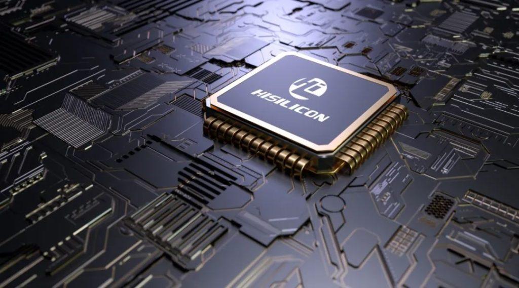 Гибкая микросхема драйвера OLED Huawei HiSilicon запущена в пробное производство