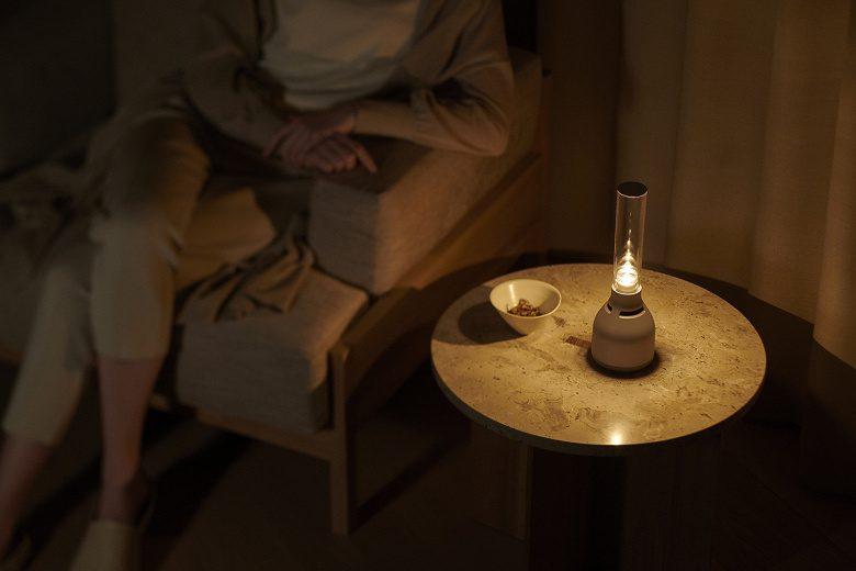 Sony выпустила Bluetooth-колонку в стиле керосиновой лампы за 350 евро