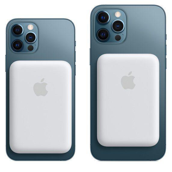 Apple в России предложит новый специальный аккумулятор-магнит