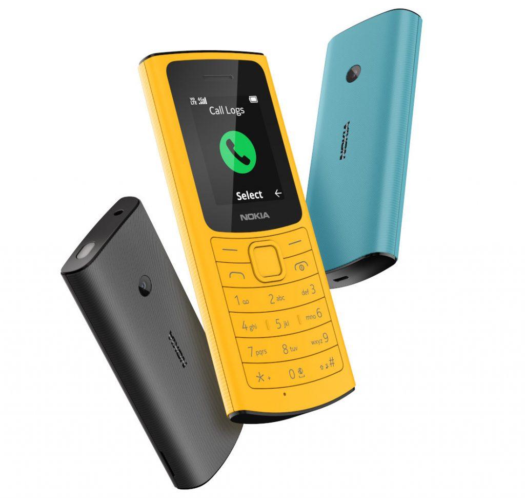 Функциональный телефон Nokia 110 4G дебютирует в Индии по цене 2799 рупий
