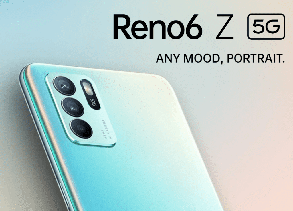 OPPO Reno6 Z был замечен с Dimensity 800U на Geekbench