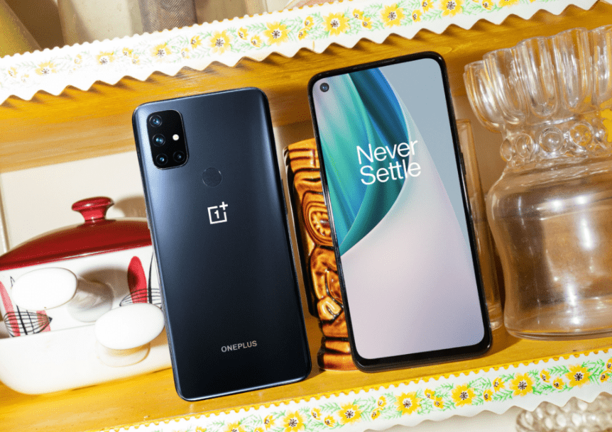 Сообщается, что OnePlus Nord N10 5G начал получать обновление до Android 11