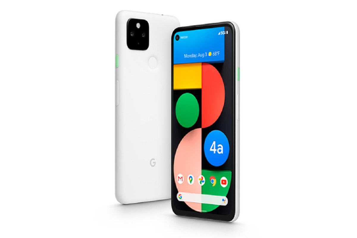 Google исключает Pixel 5 и Pixel 4a перед запуском серии Pixel 6