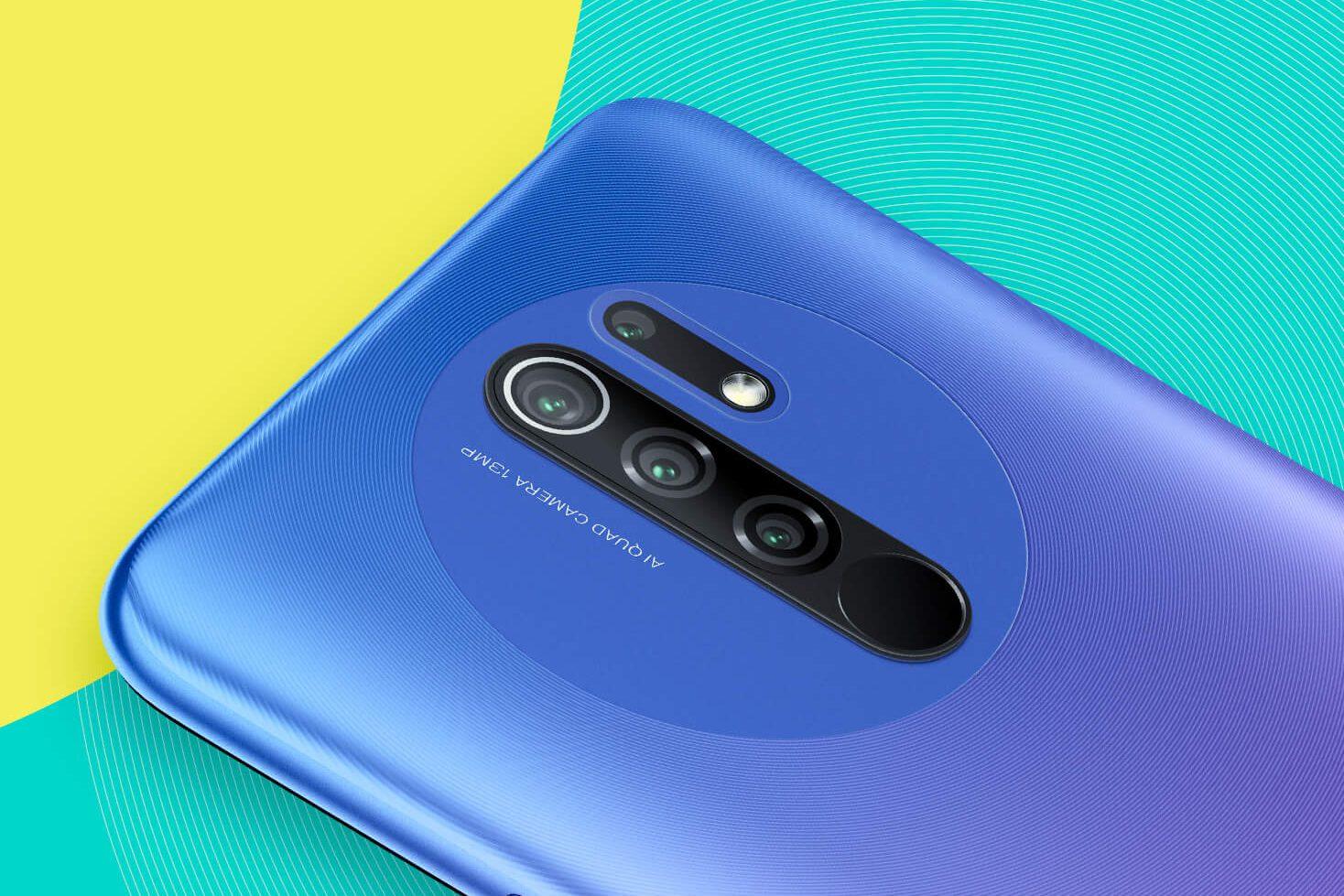 Международные варианты Redmi 9 начинают получать обновление Android 11