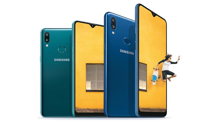Обновление Samsung Galaxy A10s до Android 11 с One UI 3.1 уже запущено
