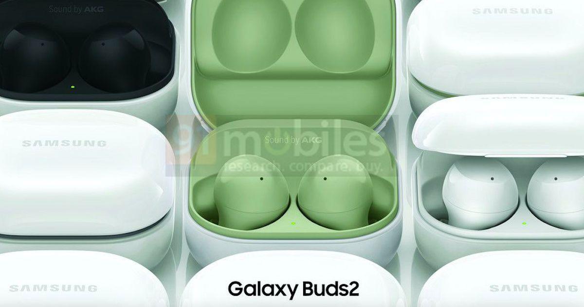 Samsung Galaxy Buds2 все-таки может поддерживать ANC