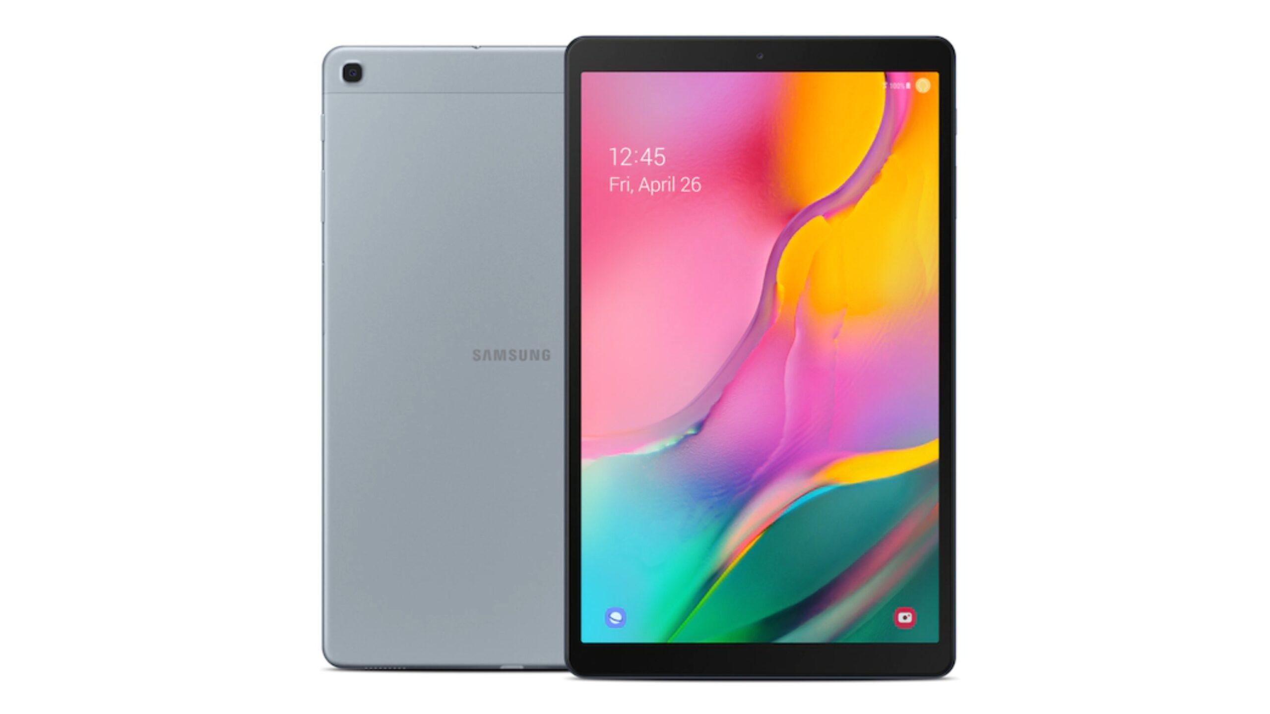 Samsung Galaxy Tab A 10.1 получает обновление Android 11