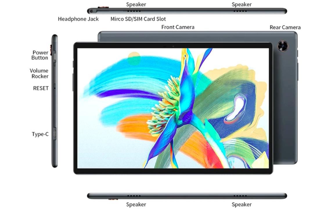 Планшет Teclast M40 Pro запускается по всему миру за 179 долларов