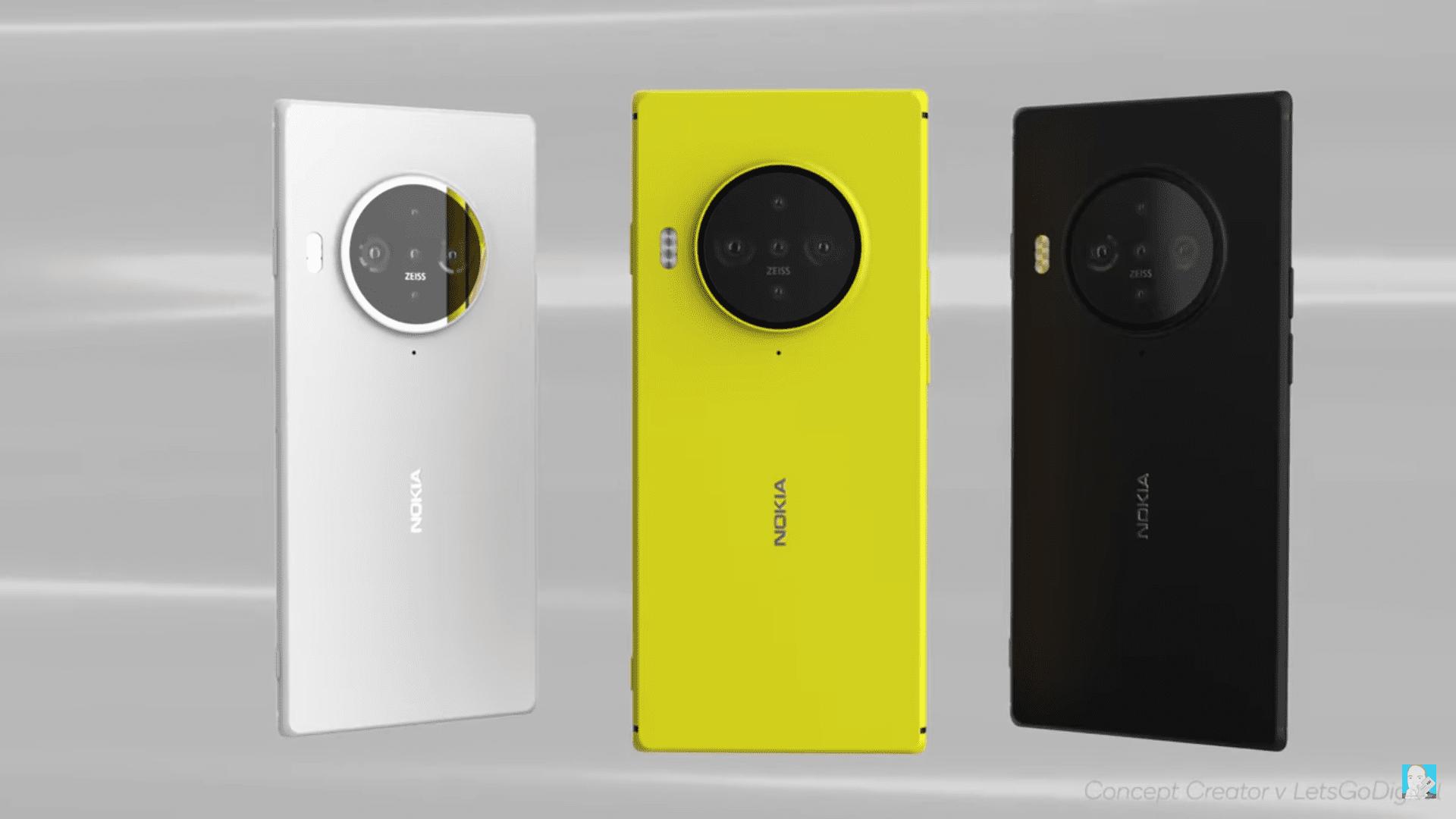 Nokia выпустит новый флагманский смартфон в Китае до 11 ноября