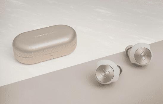 Bang & Olufsen представил первые беспроводные наушники с шумоподавлением