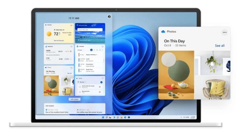 Стала доступна первая бета-версия Windows 11