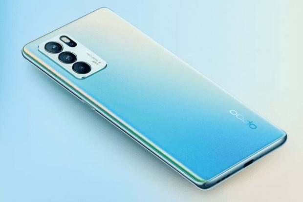 OPPO Reno6 5G станет первым в Индии телефоном с питанием от Dimensity 900 5G