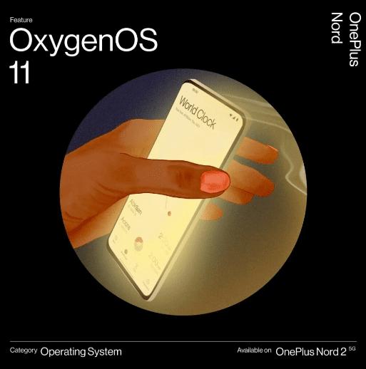 OnePlus Nord 2 получит только два основных обновления ОС