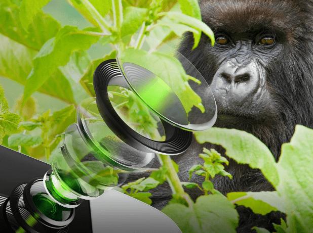 Corning представляет Gorilla Glass DX и DX + для защиты линз камеры смартфонов