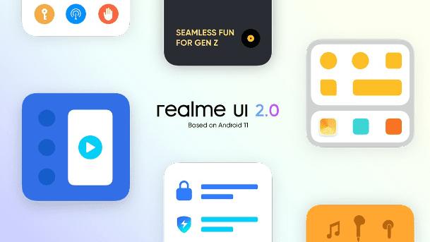 realme X2, C12, C15 получают стабильное обновление Android 11