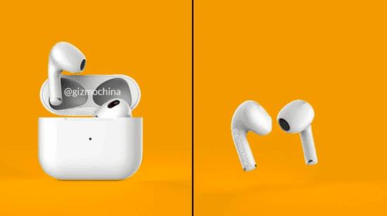 По слухам, AirPods 3 выйдет вместе с iPhone 13 на ожидаемом сентябрьском мероприятии