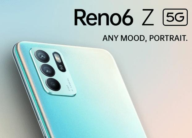 Подтверждена дата запуска OPPO Reno6 Z