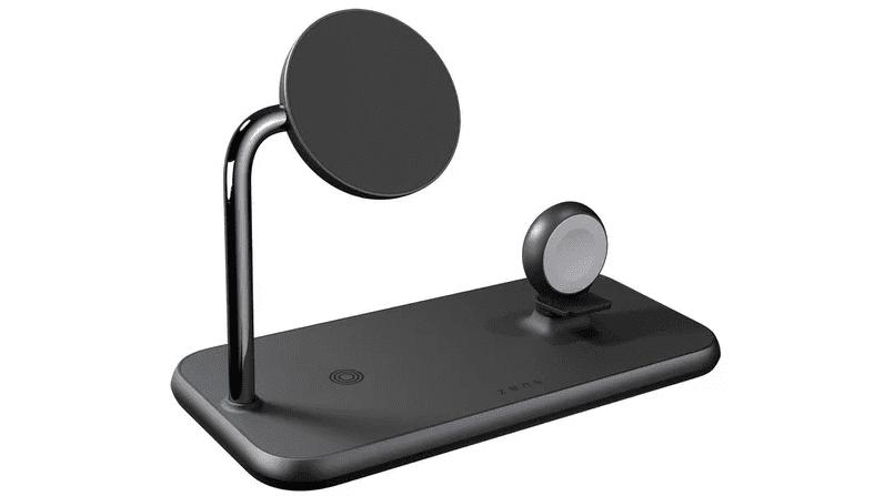 Zens представляет новое беспроводное зарядное устройство 4-в-1 для iPhone 12