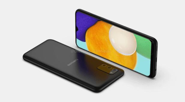 Samsung Galaxy A03s с Helio G35 замечен на Geekbench