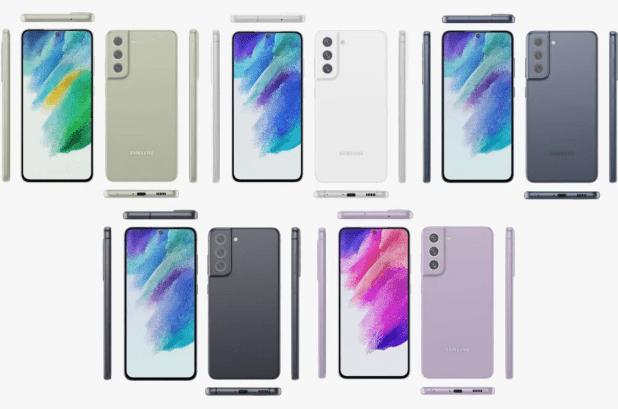 Samsung Galaxy S21 FE 5G прибывает на TENAA с ключевыми характеристиками