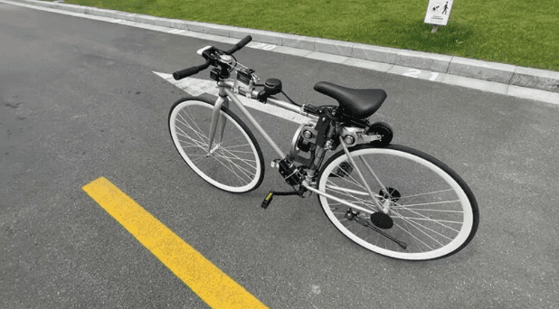 Инженеры Huawei работают над новым самоуправляемым велосипедом