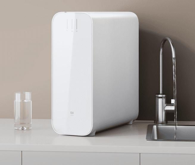 Xiaomi запускает очиститель воды Mi Water Purifier 1200G в Китае