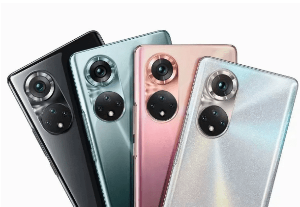 Huawei представила первый образец камеры P50 Pro