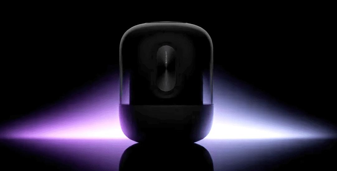 Новая умная колонка Huawei Sound X на базе HarmonyOS выйдет 29 июля