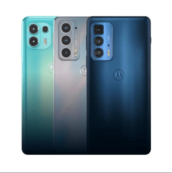 Motorola Edge 20 Lite, Edge 20 Pro, Edge 20 замечены на свежих рендерах