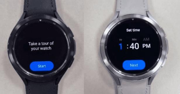 Стали известны подробности Samsung Galaxy Watch4 Classic