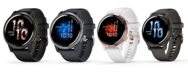 Garmin запускает умные часы Venu 2 и Venu 2S GPS