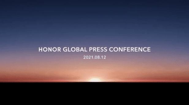 Honor планирует глобальную пресс-конференцию 12 августа