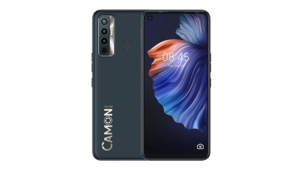 TECNO CAMON 17, 17 Pro запущен в Индии с дисплеями 90 Гц и чипами MediaTek