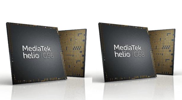MediaTek представляет чипы Helio G96 и Helio G88