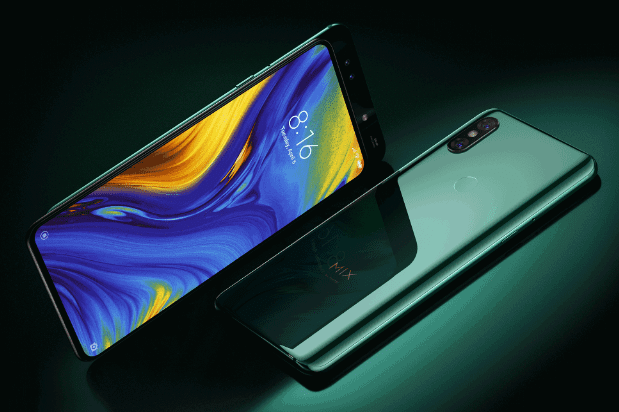 Xiaomi Mi MIX 3 и Redmi 10X 4G получают обновление MIUI 12.5