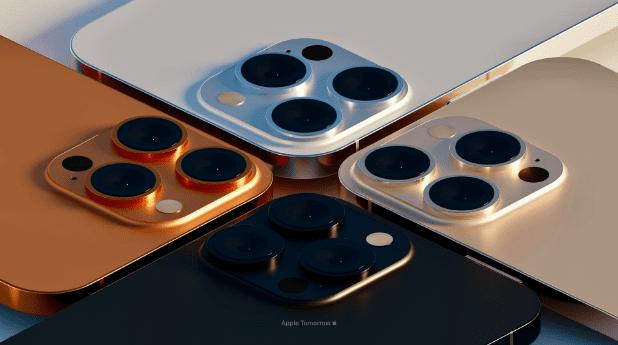 Серия Apple iPhone 13 предложит два новых цветовых варианта