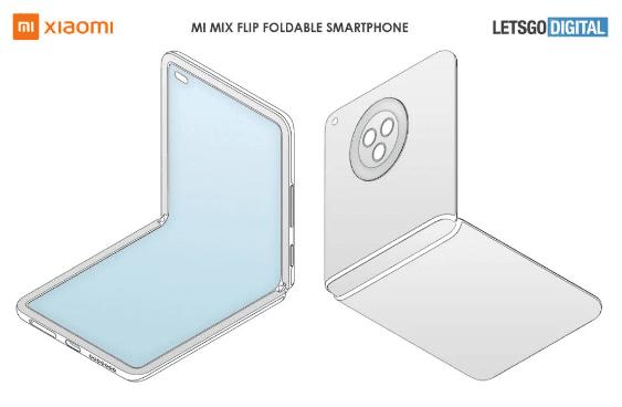 Xiaomi может выпустить Mi MIX Flip, более дешевую альтернативу Galaxy Z Flip